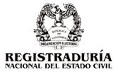 Logo Registraduria